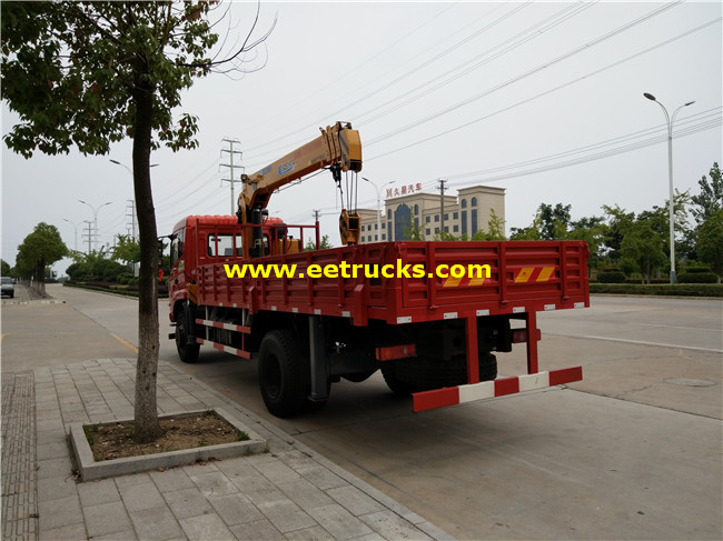Dongfeng 8ton Truck Cranes