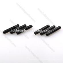 M3 H5.5x35mm suporte de cabeça hexagonal em alumínio / espaçador / pilar