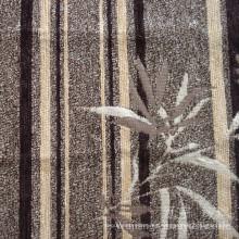 El hilado 100% del poliéster teñió la tela de la chenilla de la materia textil casera para el sofá