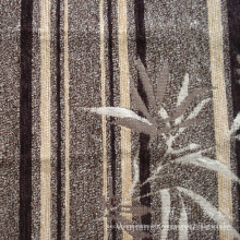 Tissu 100% de chenille de textile à la maison teint par fil de polyester pour le sofa