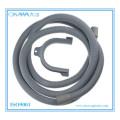 Kaufen Sie PVC Grau Flexible Ablassschlauch für Waschmaschine