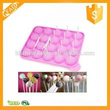 Высокое качество Смешные силиконовые формы торт силиконовый торт Pop Mold