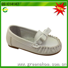 High Quality Soft Sole Leather Baby Shoe