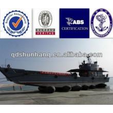 Airbag anti-éclatement de bateau utilisé pour la construction militaire