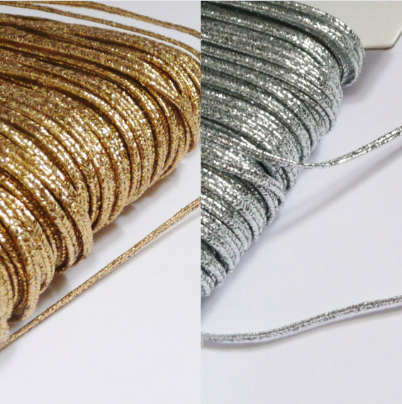 Factory supply metallic elastic rope