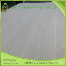 Supply 2A Grade Ash Plywood with Cheap Price