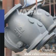 Bonnet emperna la válvula de retención marina del reborde del RF del acero de molde
