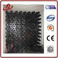 Gaiola de aço inoxidável do saco de filtro dos SS da resistência de corrosão