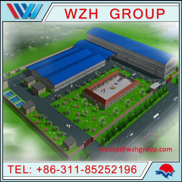 Steel Prefabricated Warehouse for Storage