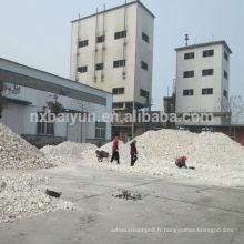 200 maille de catégorie A ciment de bauxite réfractaire à haute teneur en alumine