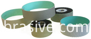 Expanding Rubber Drum Belts