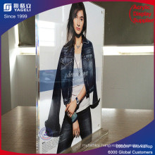 2017 Hot-Sale Colored Customized Acrylic Photo Frame