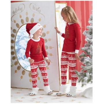 2016 Горячая детская одежда новогодняя одежда (80010)