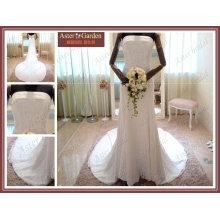 Vestido de noiva requintado de alta qualidade