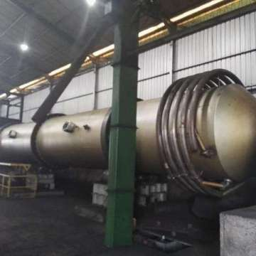 Rotary Continuous Carbonization Furnace