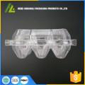 Bandeja de embalagem de ovos de plástico transparente