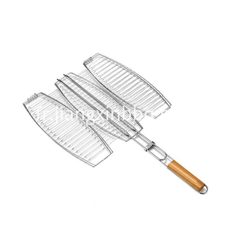 Fish grill tool