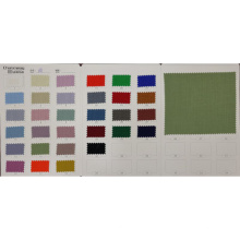Leli Silk Twill Tecido tecido 100% tecido de poliéster