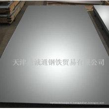 405 feuille et plaque d'acier inoxydable