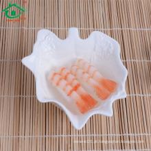 Venda Por Atacado quente vendendo durável porcelana sushi prato