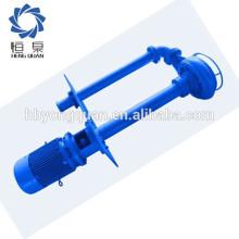 Solides Steuersystem YZ Serie Vertical Submerged Slurry Vertical Pump