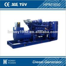 Ensemble de génération de diesel 1200kW, HPM1650, 50Hz