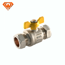 China Shanxi good ss304 ball valve dn20