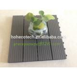 300mm terrace tiles WPC DIY Click deck tile