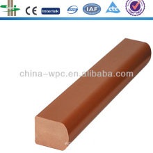 Raw material (WPC) for garden chair benches