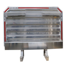 Kopfschmerzgestell aus Aluminium für Sattelzugmaschinen