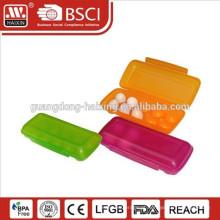 Bandeja do recipiente de armazenamento de organização de ovo plástico