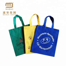 enviroment friendly technology lovely nonwoven bag