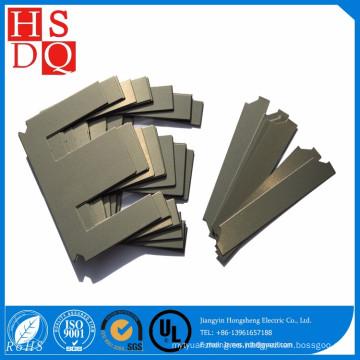 Hoja de acero de silicio laminado en frío EI