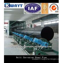 3pp anti corrosion steel pipe