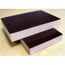 21mm Schalung Beton Sperrholz mit braunem Film Pappel Kern für den Bau
