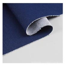 Tissu Jeans Indigo Stretch Denim Moyen
