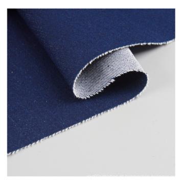Stretch Denim Medium Indigo Jeans Tecido