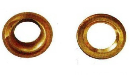 Large Brass Grommets for Curtains