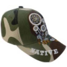 Gorra de beisebol com tecido Camo Bb245