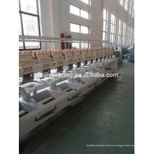 YUEHONG cabezas tubulares más largas de la máquina 12 del bordado para la venta