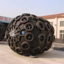 High pressure resistance Pneumatic rubber bumper