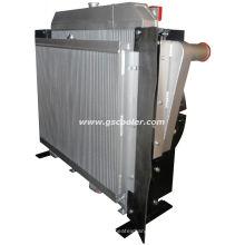 Sistema de enfriamiento completo de aluminio para cargador (C890)