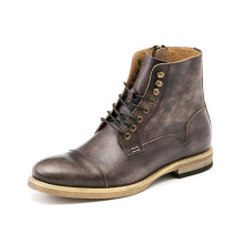 Classical Men Brown Boots (NX 435)