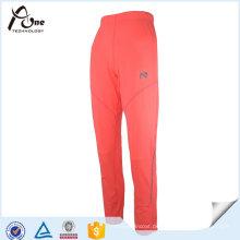 Fett Frauen Großhandel benutzerdefinierte Polyester Spandex Yoga Hosen