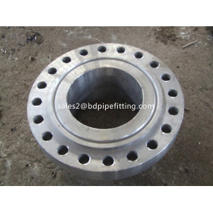 A105 Forged Steel Slip On Flange
