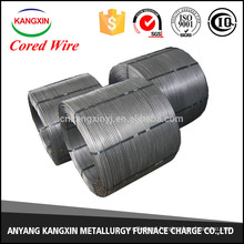 HOT Selling Cored Wire CaSi for steelmaking
