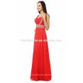 Soem-Großverkaufmode entwirft langes Cocktailkleid vestidos de Fiesta-Abendkleid für Hochzeit und Partei