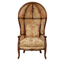 High end wood frame antique royal luxury pedicure chair