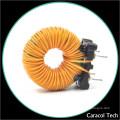 Завод Подгонянное высокое качество Пн-Zn кольцо катушки Ферритовый сердечник мощности индуктора