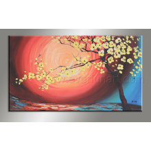 Wall Decor Handmade Canvas Oil Painting
